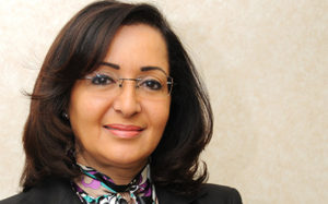 Huda Al Ghoson Sets a Powerful Example for Women as She Heads Saudi Aramco's HR