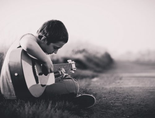 What Guitar Lessons Taught Me About Failure And Resilience