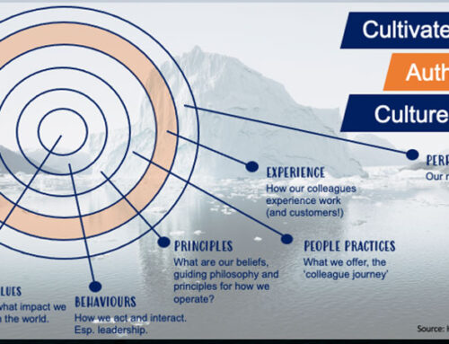 Experience Marks the Spot – How (and why) to Cultivate an Authentic Culture