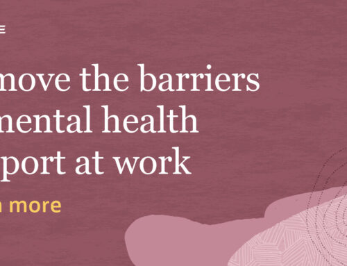 There's no one-size-fits-all approach to mental health at work